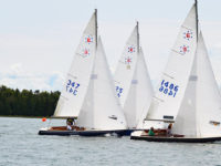 2017 Ensign Fleet 31 Race Results