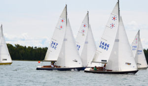 Ensign Fleet 31 Race Results